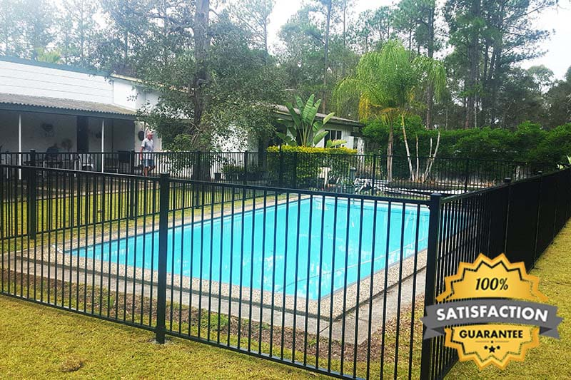 Aluminium Pool Fencing in Melbourne